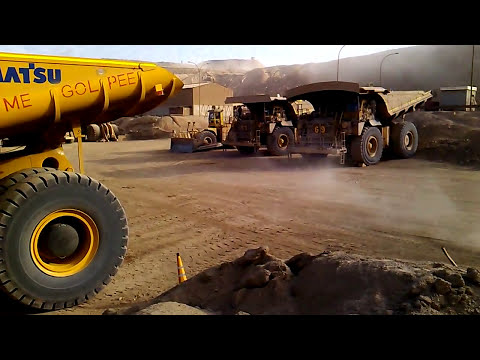 Anglo American: Mantos Blancos Mine in Chile.
