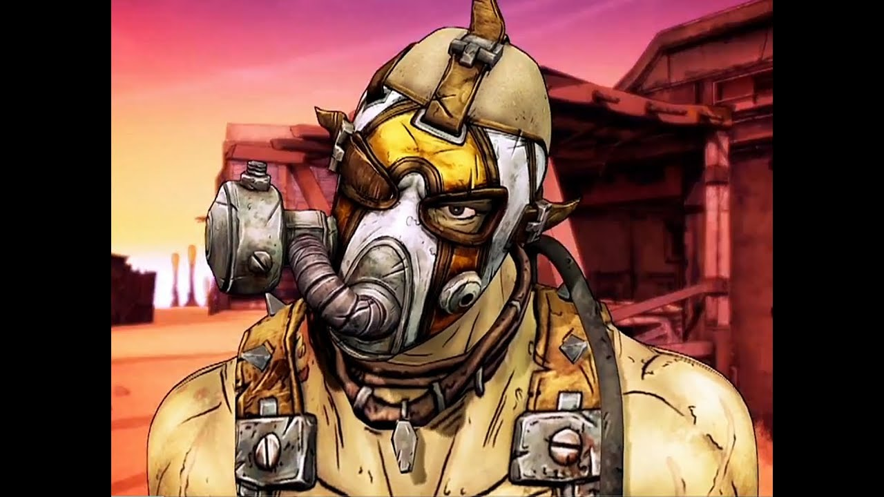 borderlands 2 krieg story trailer hd youtube