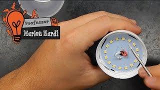 Lâmpada LED Piscando? Aprenda a Consertar Fácil! Economize!
