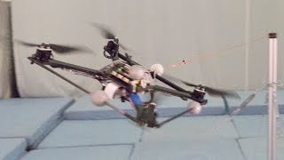 High-g Quadrocopter Training: Exploring The Limits