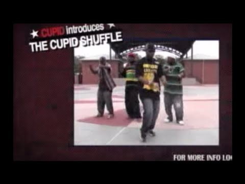 Cupid - Cupid Shuffle (instructional Video) video