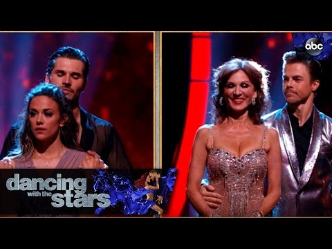 Elimination - Showstoppers Night - Dancing with the Stars
