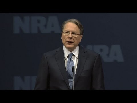 2013 NRA Members' Meeting: Wayne LaPierre