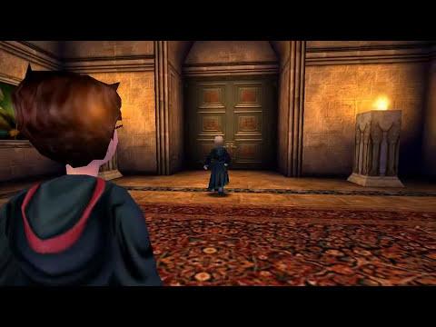 Гарри Поттер и Философский камень: Серия 5 - Второй этаж