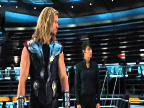 The Avengers - Funniest Scenes
