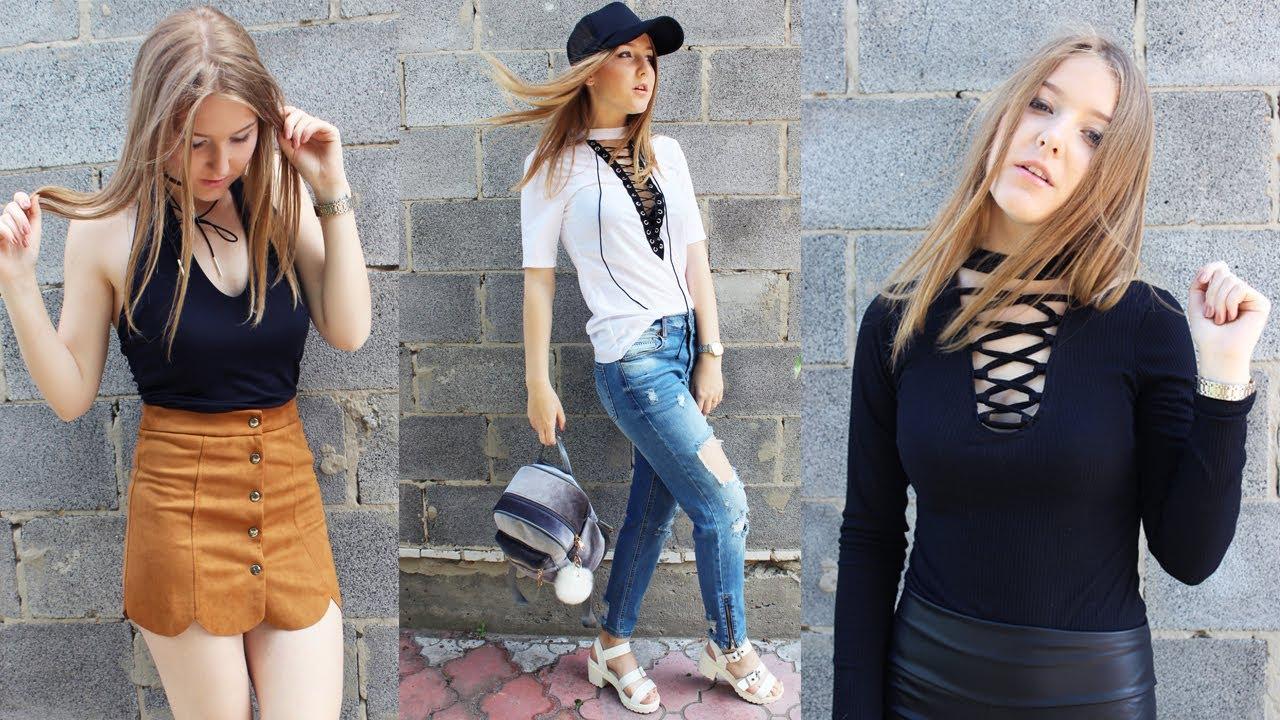 Как одетую дешево но модно