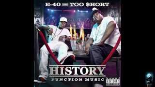Too $hort Video - E-40 Feat. Too $hort - Singles