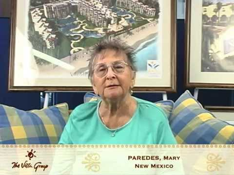 Mary Paredes in Villa del Palmar