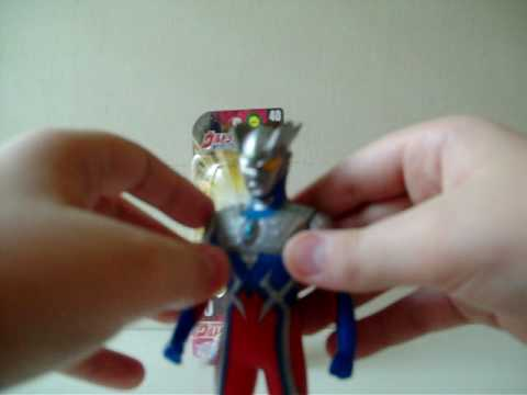 Ultraman Zero Toy Review video