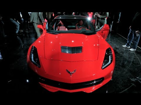 Corvette Stingray Detroit Auto Show on Corvette Stingray   Z51 Revealed   2013 Detroit Auto Show   Car