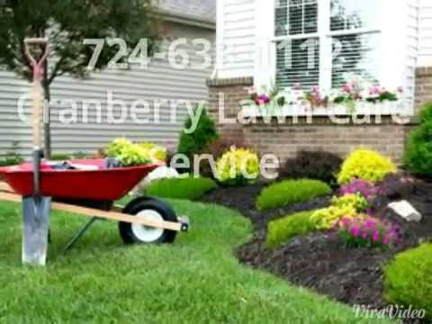 724- 633-1112 -Cranberry PA Lawn Care - Lawn Services