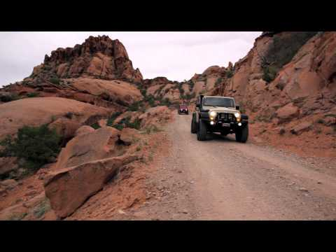 AEV V8 HEMI Jeep Wrangler Takes on the Racetrack and Moab