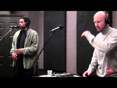 "Wax Tailor with Mattic ""The Sound"" Live at KDHX 2/2/13"