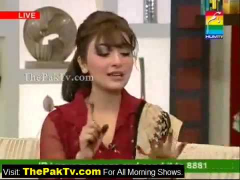 Ayesha Khan Jago pakistan Jago 30 Aug 2011 2