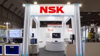 日本精工 (NSK Ltd.) 2017国際ロボット展 International Robot Exhibition (iREX2017)