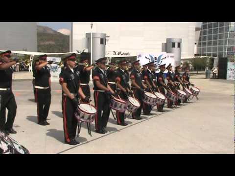 Banda de Guerra Lobos del Cbtis 15 Cd Mante Tamaulipas 'Campeon de Campeones' 2011 Guanajuato