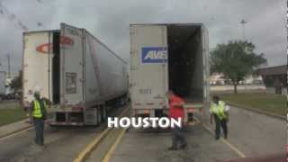 Indiana Jack picks up a load of Budweiser Beer in Houston Texas