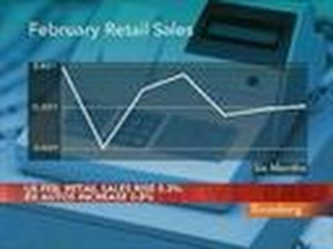 Retail Sales in U.S. Unexpectedly Rose in February: Video