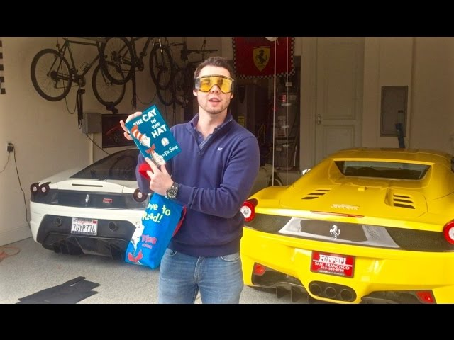 Here In My Garage - Tai Lopez Parody (The KEY to Success)