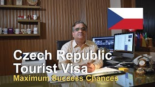 Czech Republic Tourist Visa - Maximum Chances of Success