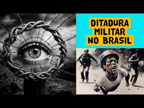 DITADURA MILITAR no Brasil Golpe de 1964 Castelo Branco Atos Institucionais Resumo # 3