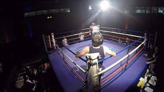 Watford | Ultra White Collar Boxing | Alex Hole VS Marc Kavangh