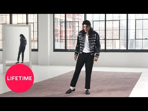 Michael Jackson: Searching for Neverland: Dancing to Billie Jean   Lifetime