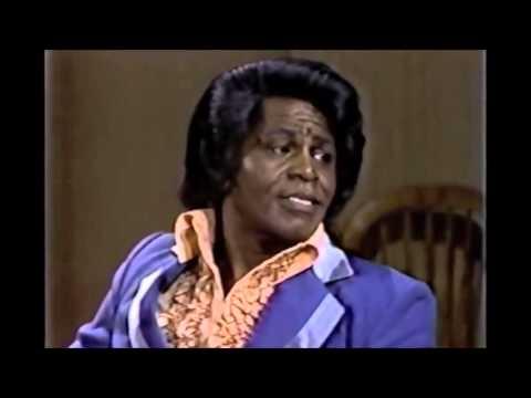 James Brown Interview 1982