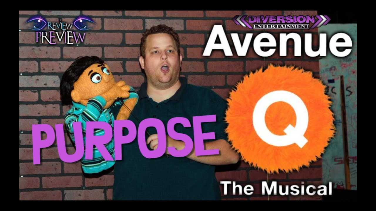 avenue q report and critique 'avenue q' a hilarious & raunchy sesame street parody there are no comments on this report , music, todo, breaking, review read more about.