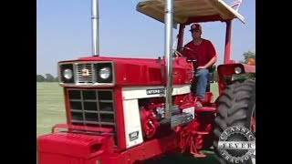 International Harvester Farmall 1468 Tractor - Classic Tractor Fever