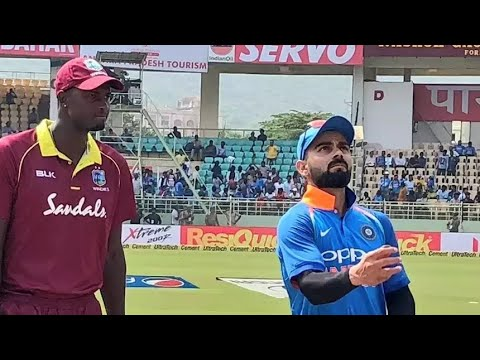 3rd Odi Live CRICKET MATCH INDIA Vs WEST INDIES