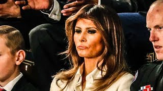 Melania Trump HATES Donald, And Proved It At State Of The Union