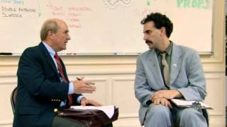 Borat: Cultural Learnings of America for Make Benefit Glorious Nation of Kazakhstan (2006) - Official Trailer