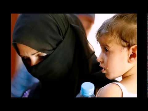 Катя Огонёк беженцы