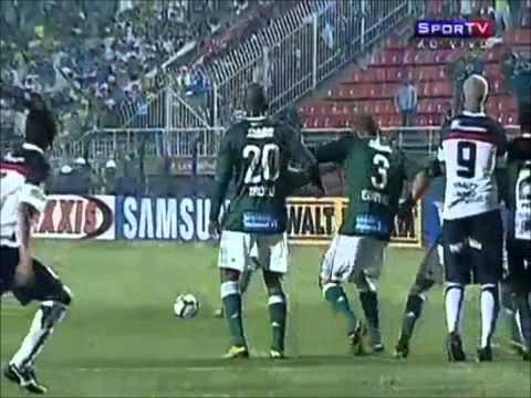 "Palmeiras-""Marcos Assun��o"" Gols"