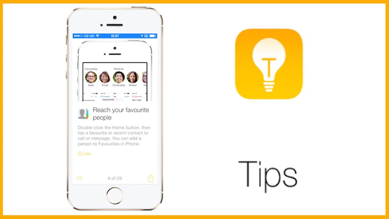 App Tipps Ios