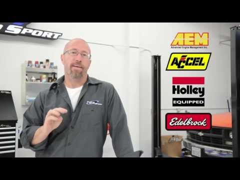 Engine Management Systems - Presented by Andy's Auto Sport