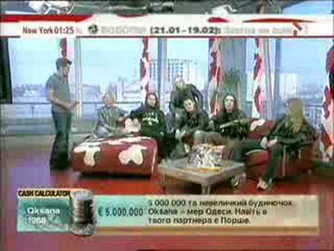 Монолит-прямой эфир в программе GutenMorgen на канале М1