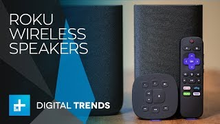 Roku Wireless Speakers: If you own a Roku TV, these wireless speakers are a no-brainer   Review