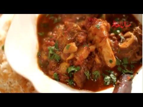 طاجن اللحم بالبصل والثوم - مطبخ منال العالم