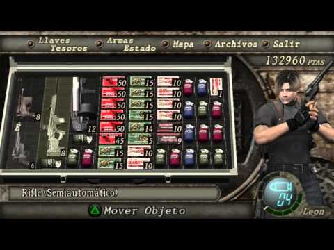 Resident evil 4 Profesional NO DAMAGE Capitulo 4-2