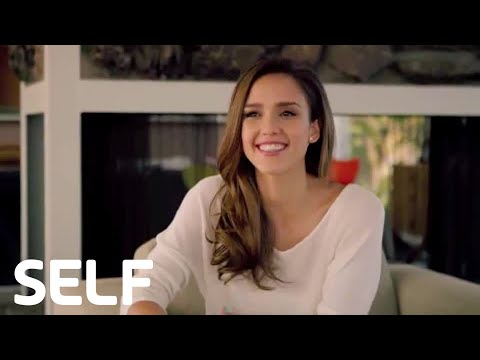 Jessica Alba Photo Shoot - Behind the Scenes of SELF's Cover Shoots!