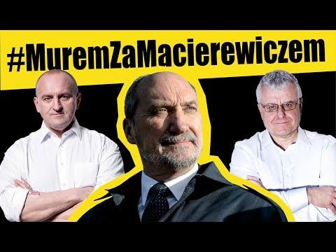 #MuremZaMacierewiczem Kowalski & Chojecki NA ŻYWO w IPP TV 16.11.2017