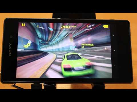 SONY XPERIA Z1 GAMING REVIEW