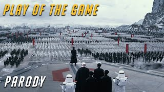Starkiller Base (Overwatch Play of the Game Parody)