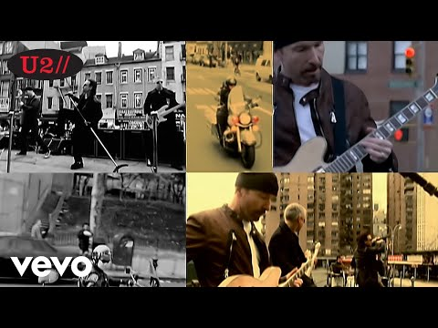 U2 - All Becouse Of You