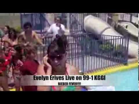 99-1 KGGI at Pharoah's Splash Kingdom 7-16-10