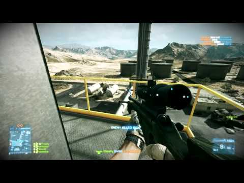 Battlefield 3: SV98 Tower Defense Music Videos