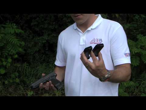 H&K USP 45 Compact Tactical Review