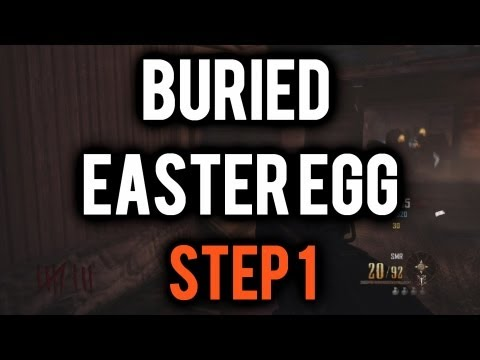 *NEW* Buried Easter Egg- Step 1: Build The Noose